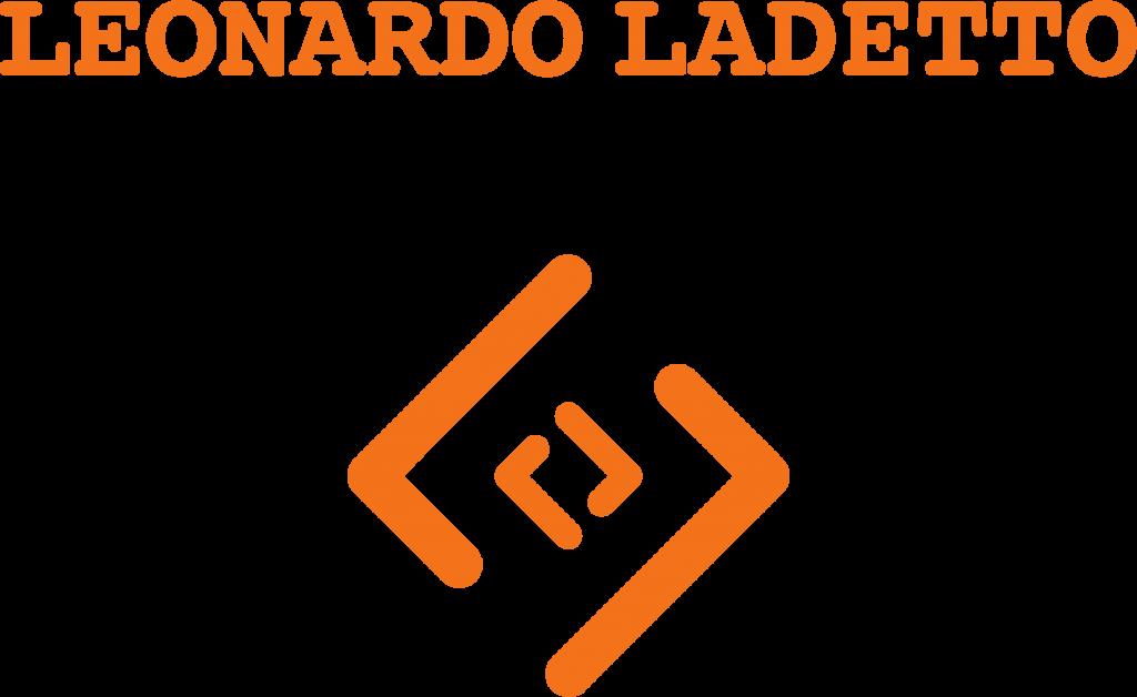 Leonardo Ladetto con stema personale
