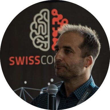 Quentin Ladetto July 2nd 2019 - Swisscognitive - Cognitive Tank
